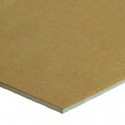 "Kraft Lined Grey Backing Board - 24"" x 20"""
